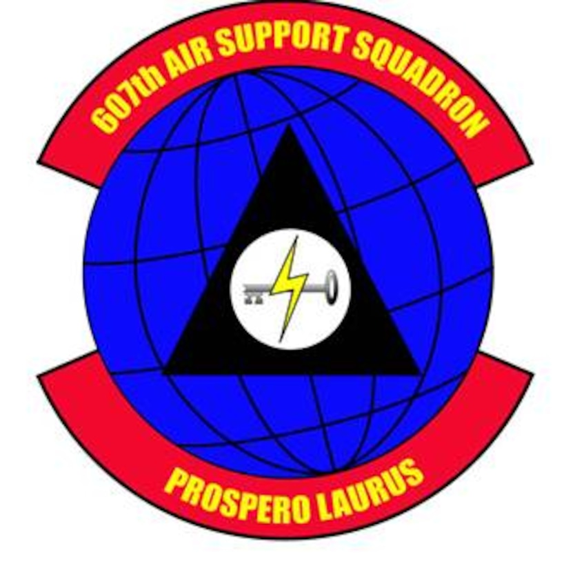 607th Air Support Squadron