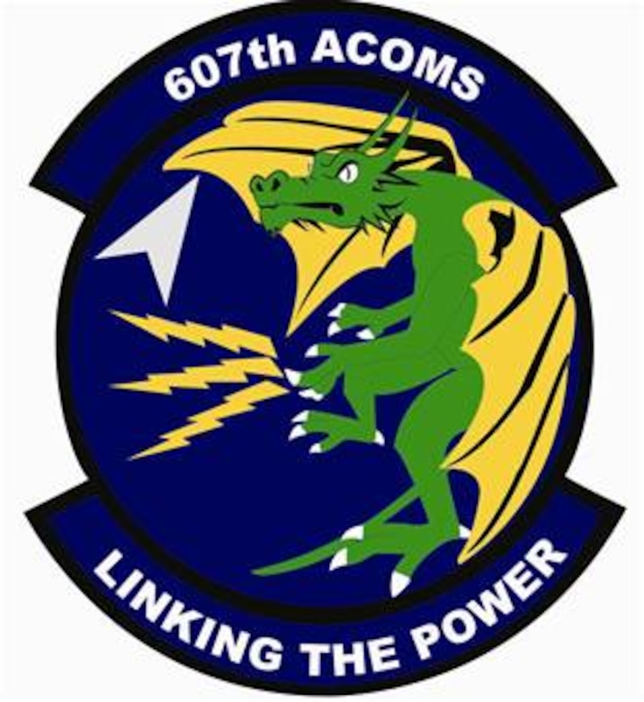 607th Air Communications Squadron