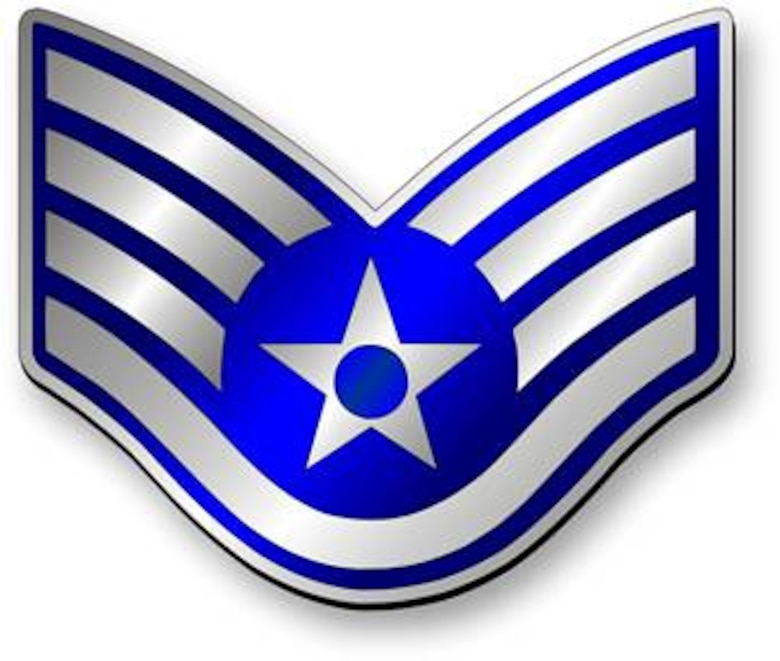 Staff Sergeant, SSgt Stripes (Metallic).  Insignia provided by ITC(SW) MIke Purcell.
