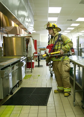 A day in the life: Parris Island Fire Department > Marine ...