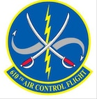 35FW 610th Air Control Flight patch
