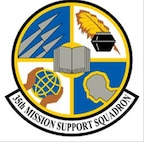 35FW 35th Mission Support Squadron patch