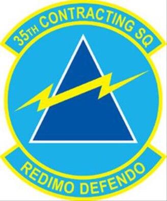 35FW 35 Contracting Squadron
