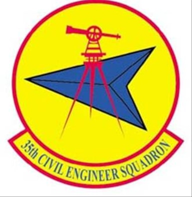 35FW 35 Civil Engineer Squadron