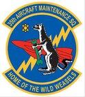 35FW 35 Aircraft Maintenance Squadron Patch