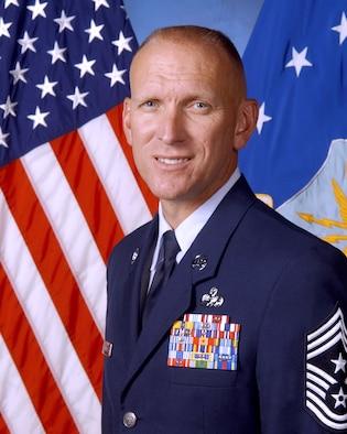 Whiteman Air Force Base Command Chief