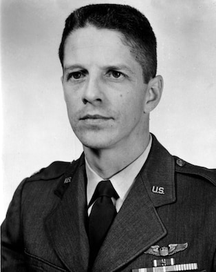 Maj. Rudolf Anderson Jr. was shot down and killed over Cuba during the October 1962 crisis. He was flying a U-2 from McCoy AFB, Fla., and was brought down by a Soviet SA-2 missile. Anderson was posthumously awarded the first Air Force Cross, which had been created in 1960. Anderson and other Strategic Air Command and Tactical Air Command pilots provided pictures that gave U.S. leaders crucial information and proved to the world that offensive nuclear missiles were being placed in Cuba. (U.S. Air Force photo)