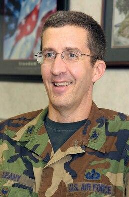 Col. Michael Leahy
