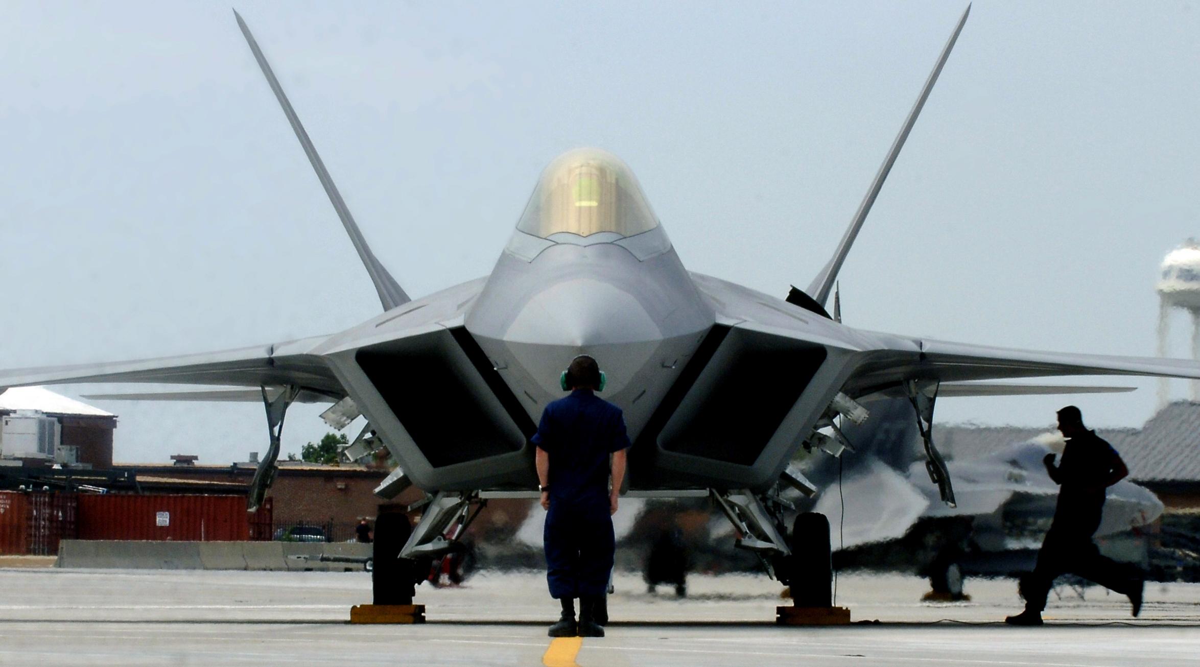 F-22 Raptor > U.S. Air Force > Fact Sheet Display Usaf Fighter Pilot F 22