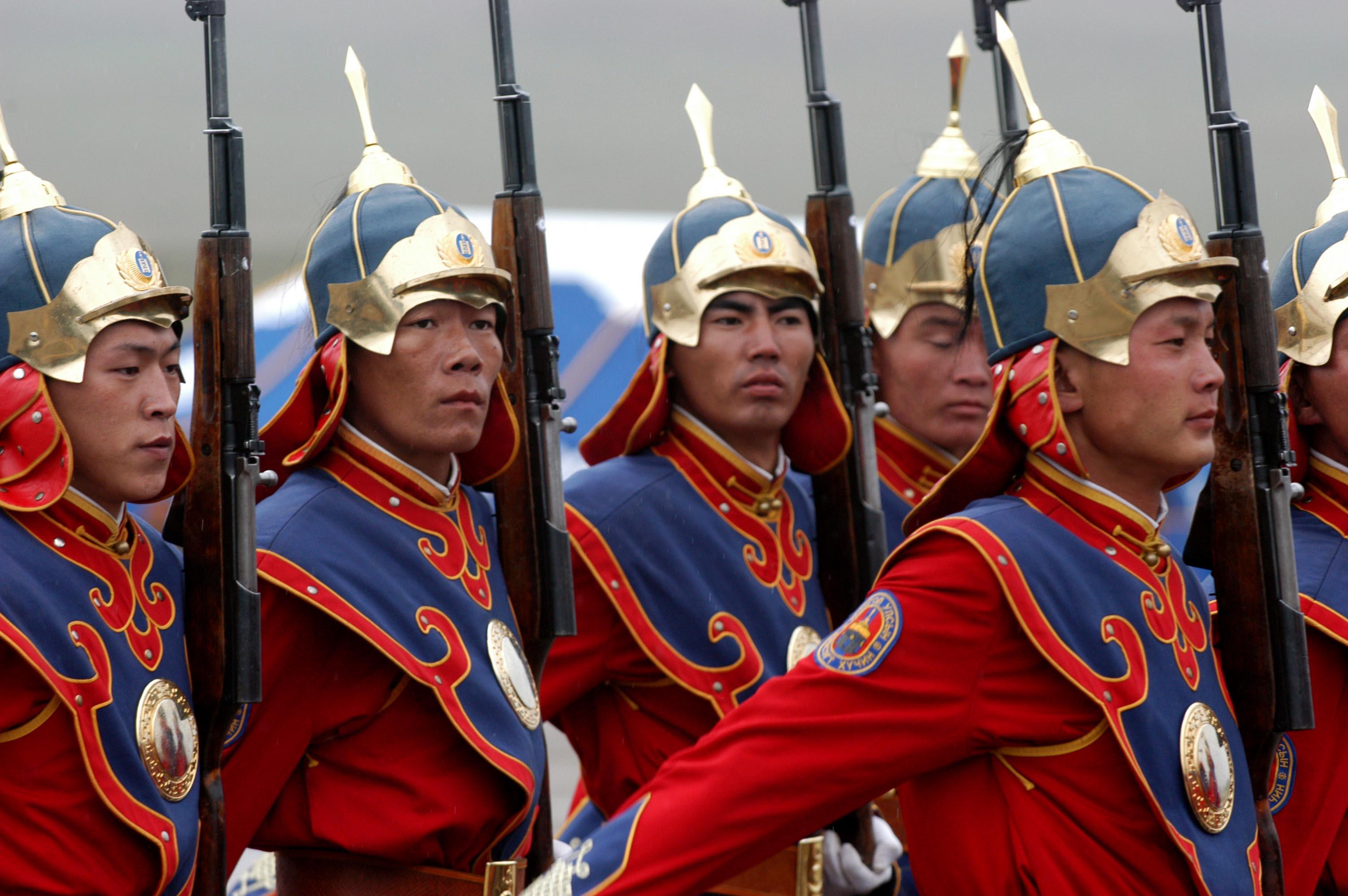 Peacekeeping exercise kicks off in Mongolia > U S  Marine Corps