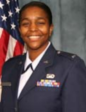 1st Lt. LaVonne Johnson, 459th ARW MEO chief (U.S. Air Force photo/Senior Master Sgt. Fred Johnson)