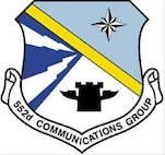 552ND COMMUNICATION GROUP PATCH
