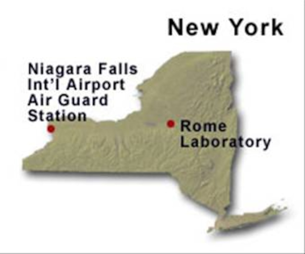 BRAC Map of New York