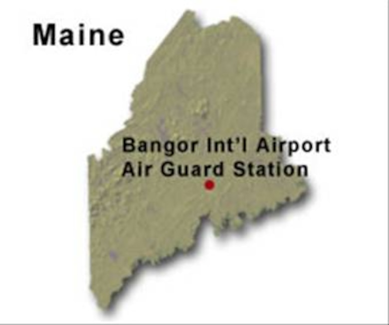 BRAC Map of Maine