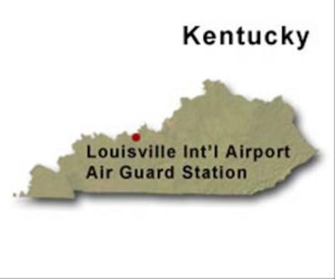 BRAC Map of Kentucky