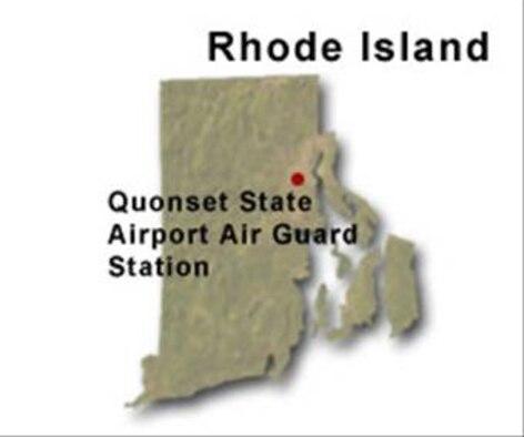 BRAC Map of Rhode Island