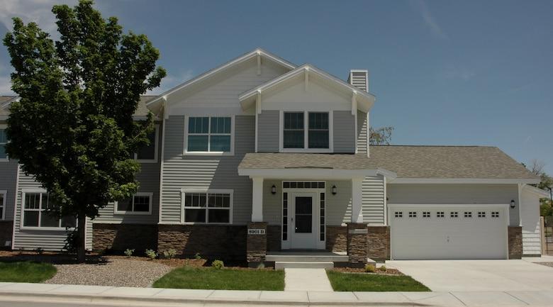 New Base Housing Area Set To Open > Mountain Home Air