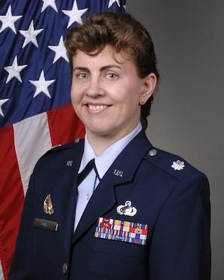 Lt. Col. Diane M. Jones