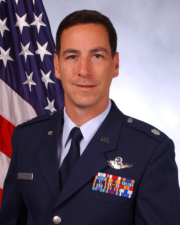 Lt. Col. Robert Marrazzo, 14th Operations Support Squadron Commander