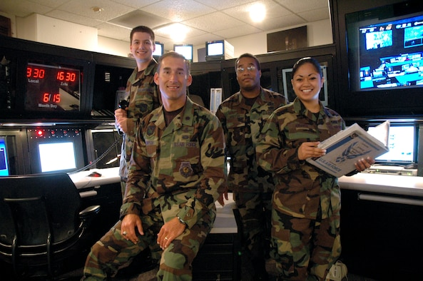 The 30th Space Wing Command Post, led by Lt. Col. Pell Thompson, is the wing commander's operations center.  Command post controllers serve in Vandenberg's crisis response and management, and they deploy to support operations around the world.  The command post is manned 24 hours a day, 365 days a year to fully support the needs of 14th Air Force, the 30th Space Wing and Vandenberg Air Force Base.