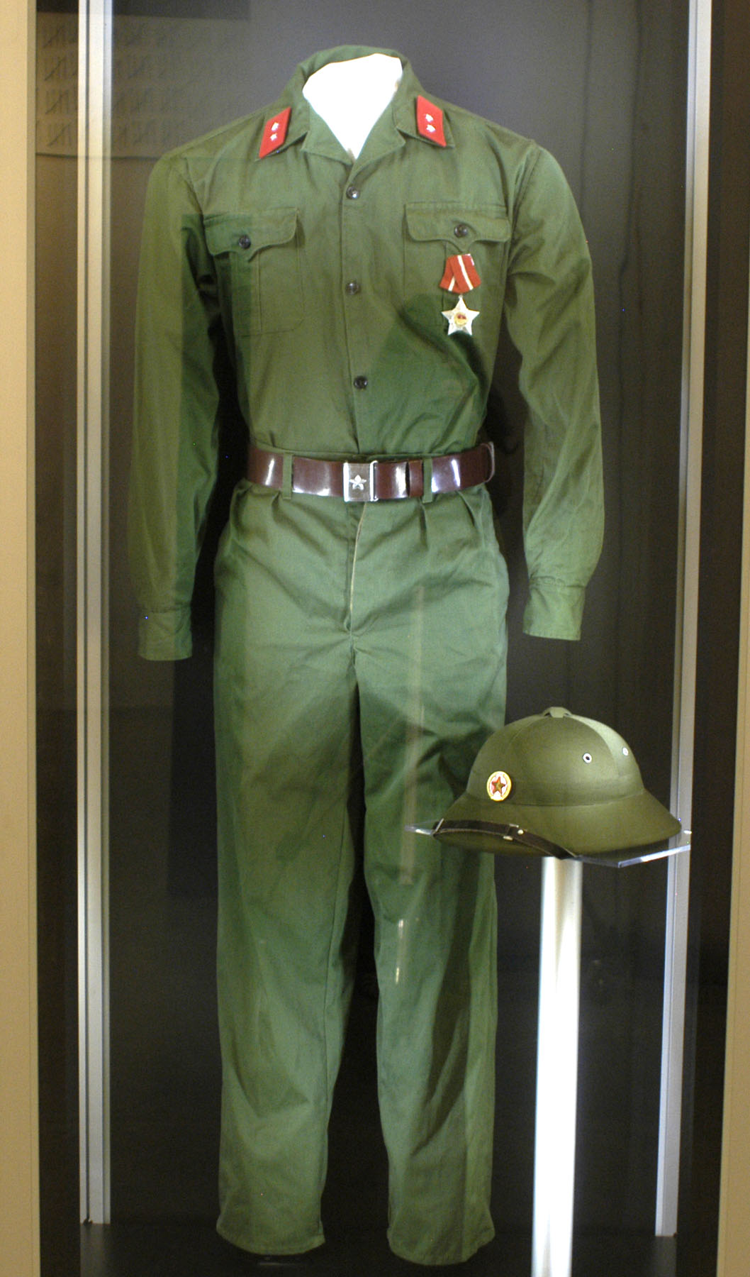 North Vietnamese Uniform