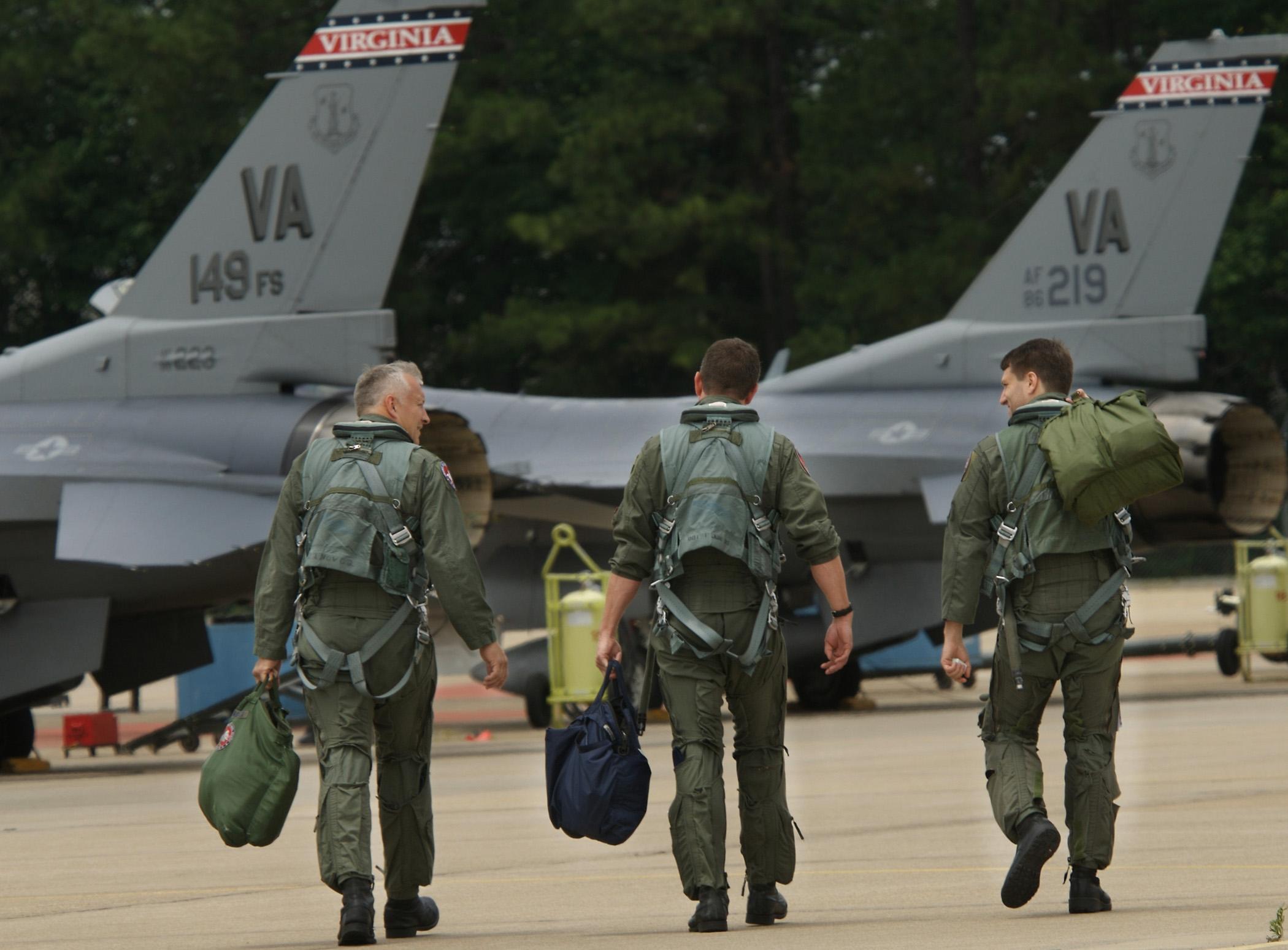 The Falcons Final Flight