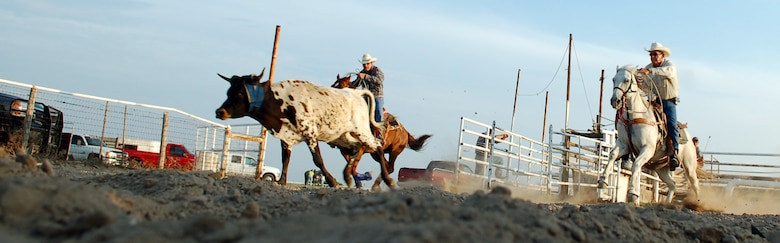 Military Members Can Compete In Rodeo From Just About