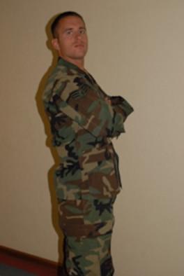 Thunderbolt of the Week:  Senior Airman Timothy Saar