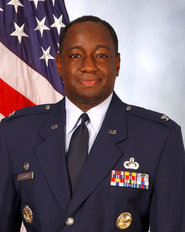 Colonel Mark Brown, 14th Mission Support Group Commander