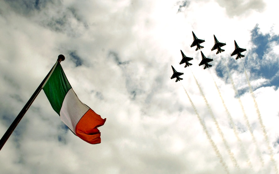 galway salthill air show: