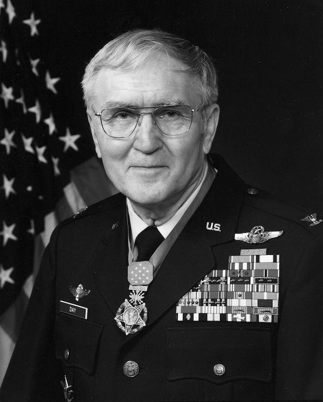 Col. Bud Day (U.S. Air Force photo)