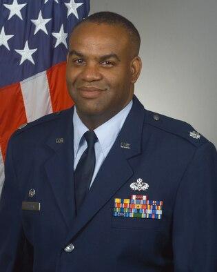 Lt. Col. Frank Freeman, 43rd Civil Engineer Squadron commander