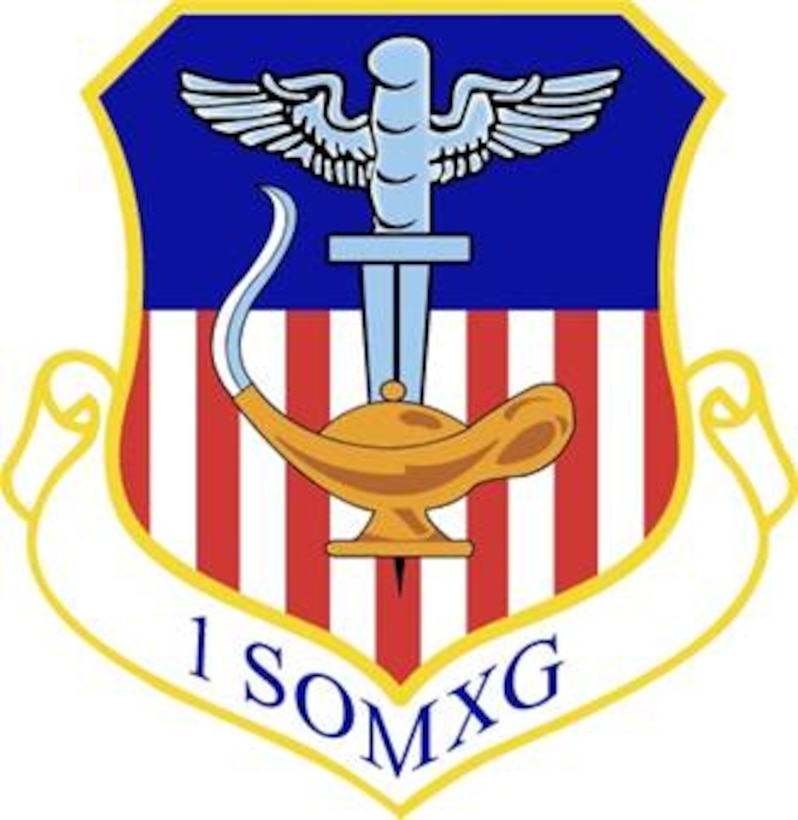 1st Special Operations Maintenance Group shield