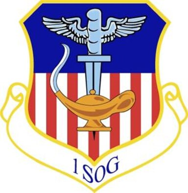 1st Special Operations Group shield