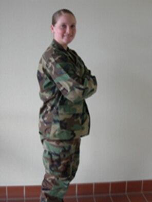 Luke Air Force Base Thunderbolt of the Week:  Airman 1st Class Amy Trudeau