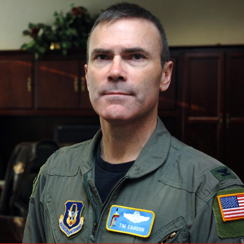 Col. Tim Cahoon is set to assume command of the 931st Air Refueling Group during the March UTA.