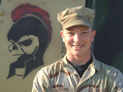 March 02 2007 Rock Solid Warrior Senior Airman Troy D. Hoskins