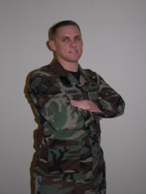 Luke Air Force Base Thunderbolt of the Week:  Airman Aaron Rodgers