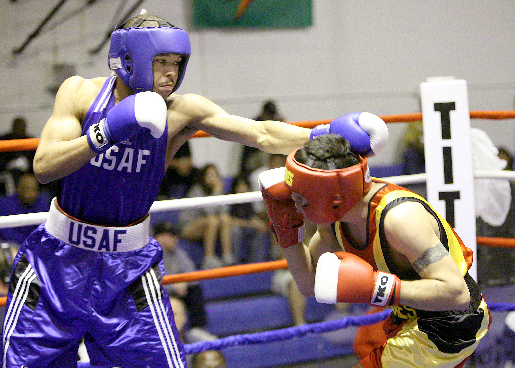 Boxing Army Trio Takes 3 Interservice Bouts Gt Joint Base