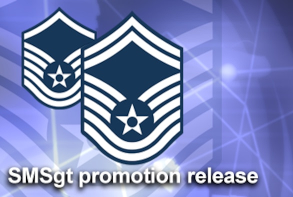 Nine master sergeants from the 59th Medical Wing were selected for promotion to senior master sergeant, officials announced March 2. The Airmen were among 1,391 master sergeants selected for promotion across the Air Force, representing 11.8 percent of the 11,788 eligible.