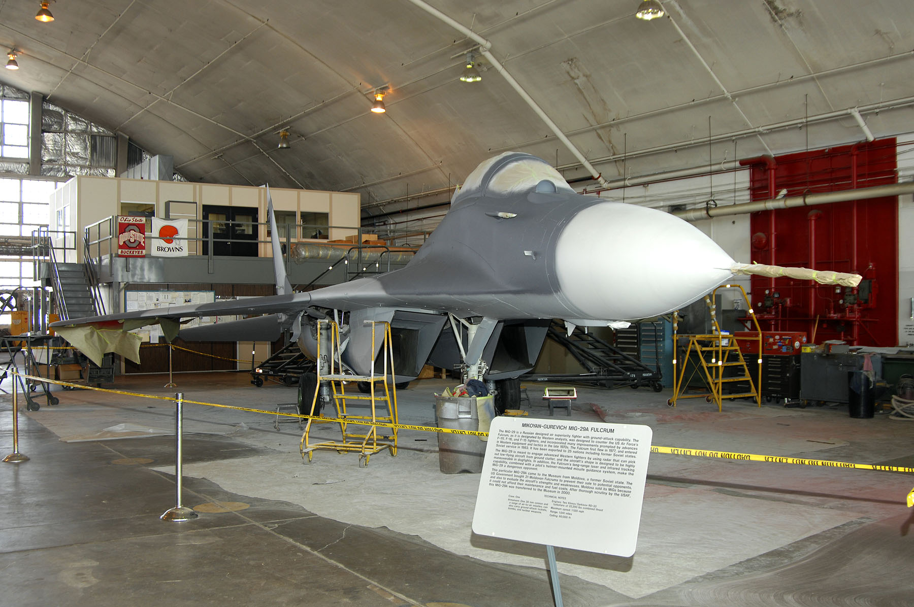 MikoyanGurevich MiGA  National Museum Of The US Air Force - Museums for sale in us