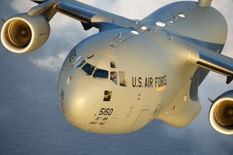 C-17 Close up