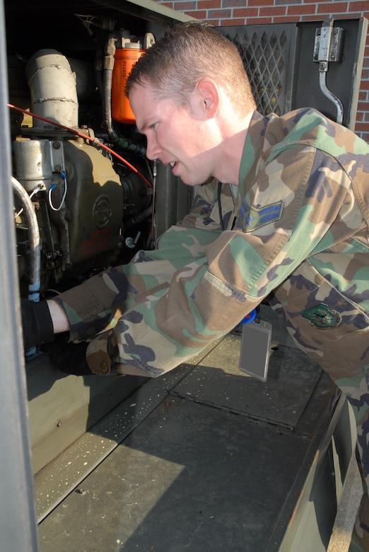 Airman 1st Class Timothy D. Womble