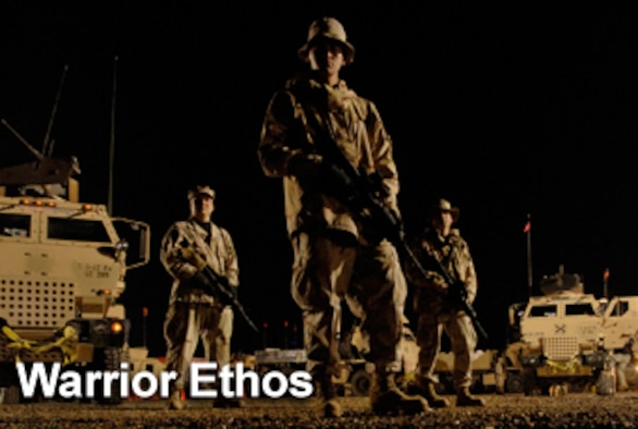 warriors ethos essay Home the warrior ethos :  toc combined results  brave new warriors  warrior ethos  essays in the institutional analysis of war and peace by: janowitz.