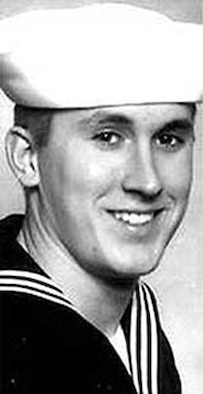 010507 -- MISAWA AIR BASE, Japan -- Petty Officer Matthew Draughon, a U.S. Navy diver onboard the USS Safeguard, was lost on May 5, 2001, during the dive recovery operation of a Misawa Air Base, Japan, F-16DJ aircraft that crashed into the Pacific Ocean.  He was posthumously awarded the Navy and Marine Corps Medal, second highest non-combatant medal awarded by the U.S. Department of the Navy. (Courtesy photo)