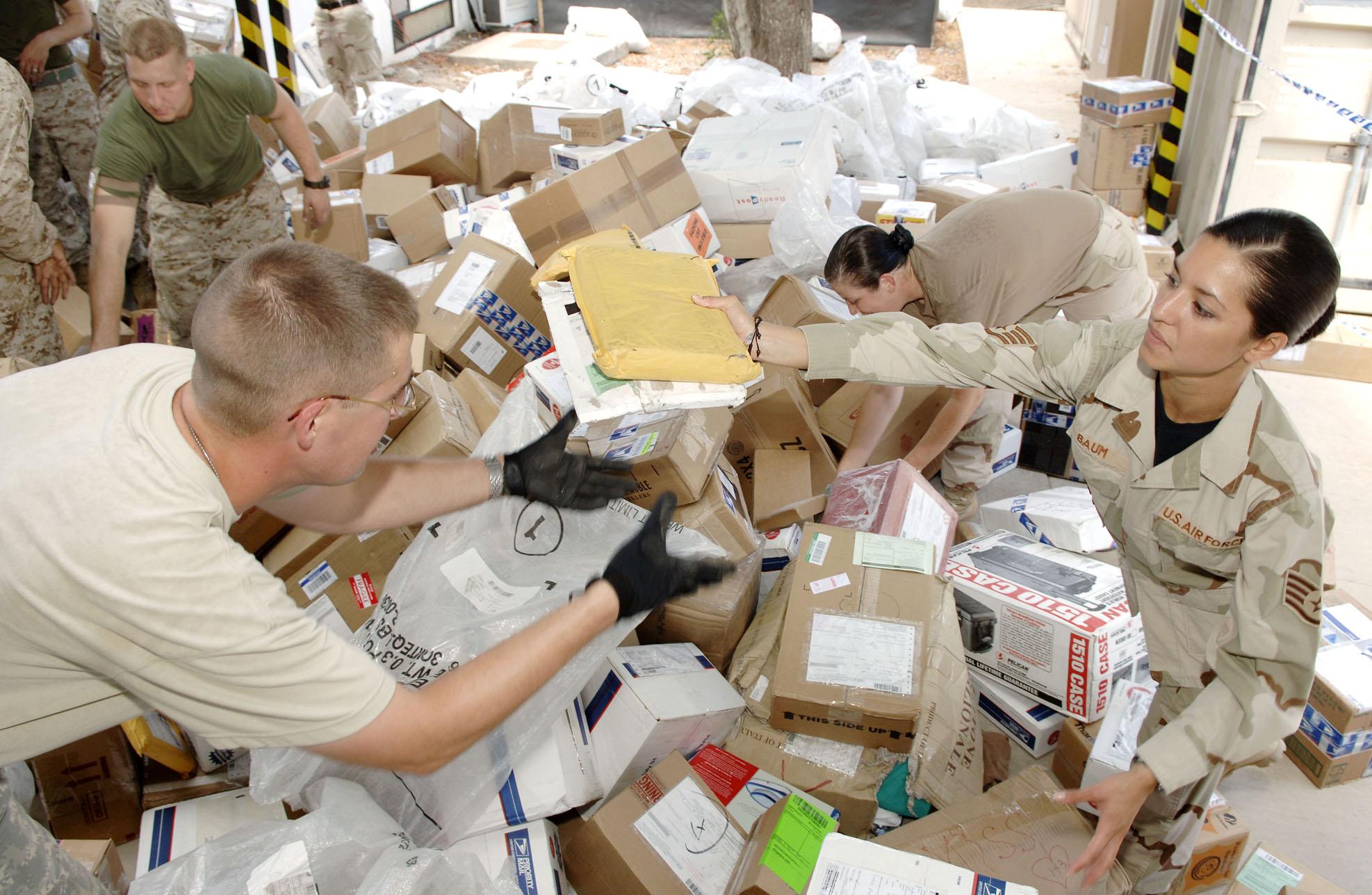 Mail Call