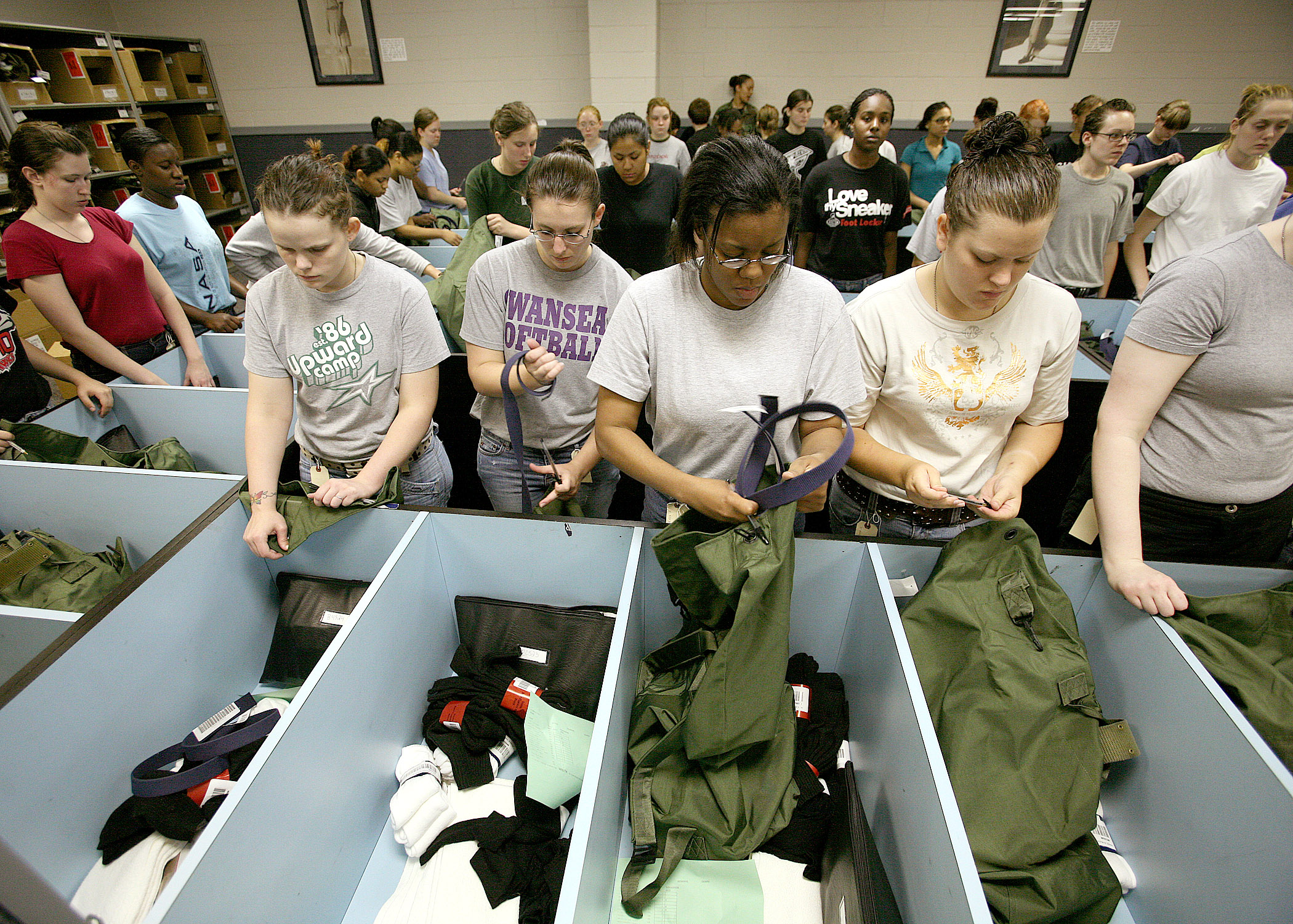 Giving Trainees A New Look Gt Joint Base San Antonio Gt News