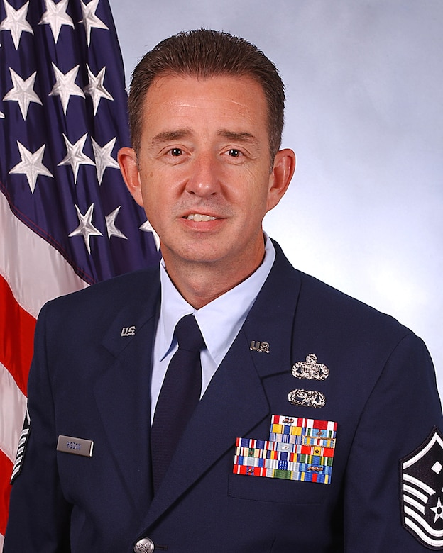 Master Sgt. Allen Rigdon