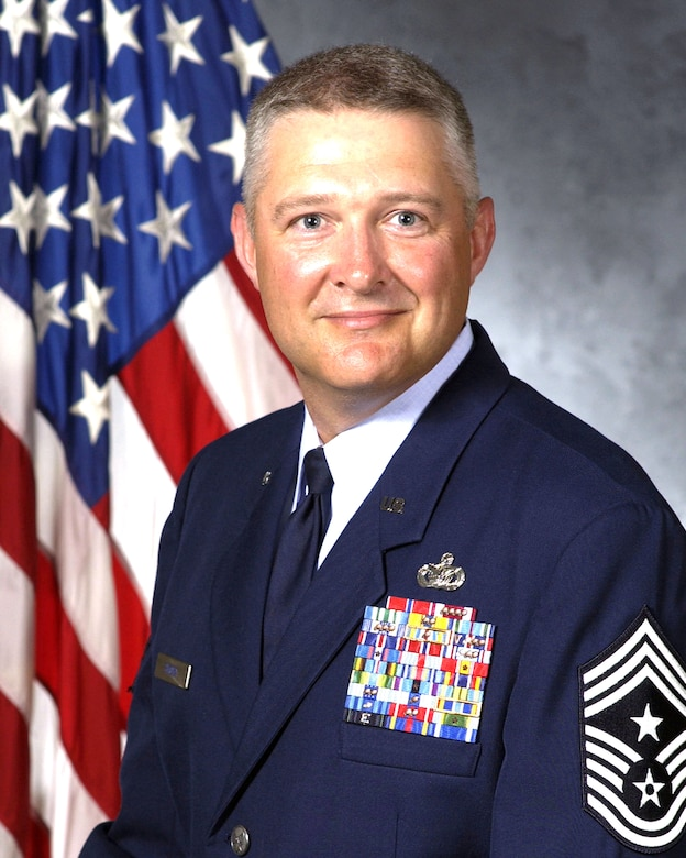 Chief Master Sgt. Paul Sikora