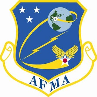 Air Force Manpower Agency logo